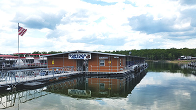 Pontoon Rentals on Table Rock Lake