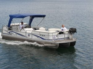 Table Rock Pontoons